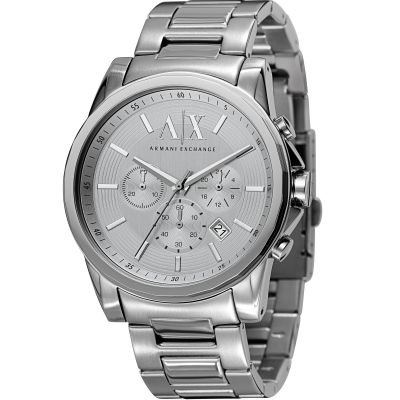 Mens Armani Exchange Chronograph Watch AX2058
