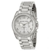 Ladies Michael Kors Blair Chronograph Watch MK5165