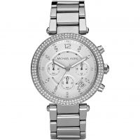 Ladies Michael Kors Parker Chronograph Watch MK5353