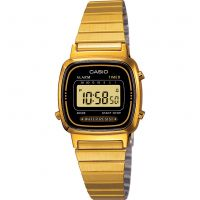 Ladies Casio Classic Collection Alarm Watch LA670WEGA-1EF