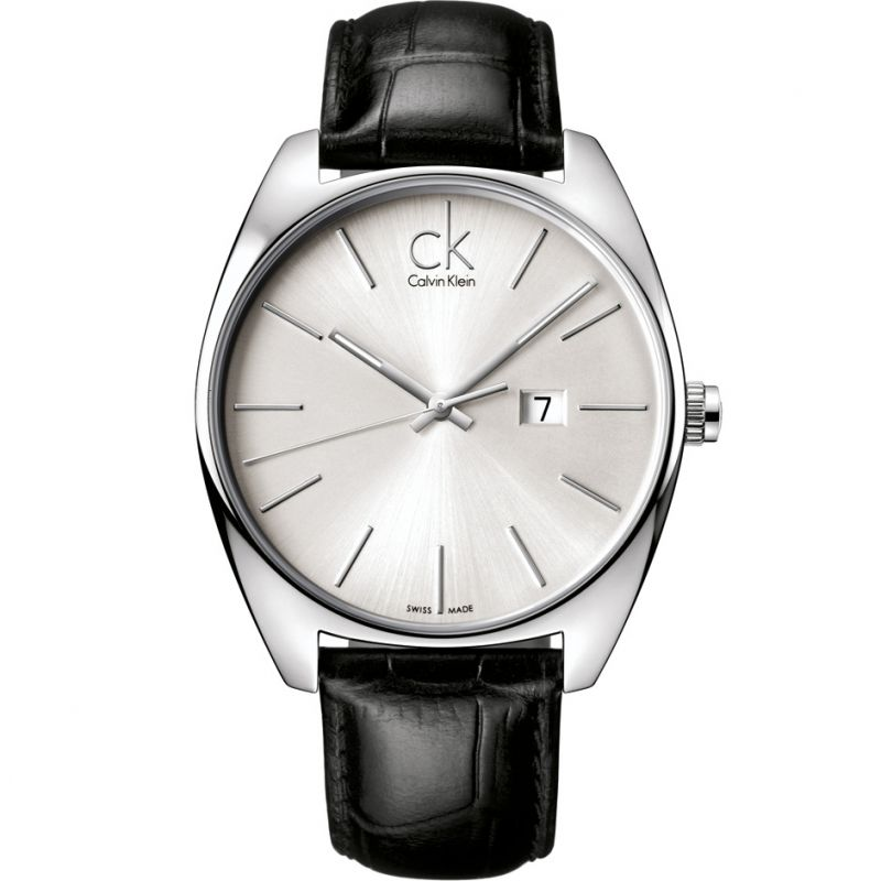 Mens Calvin Klein Exchange Watch K2F21120