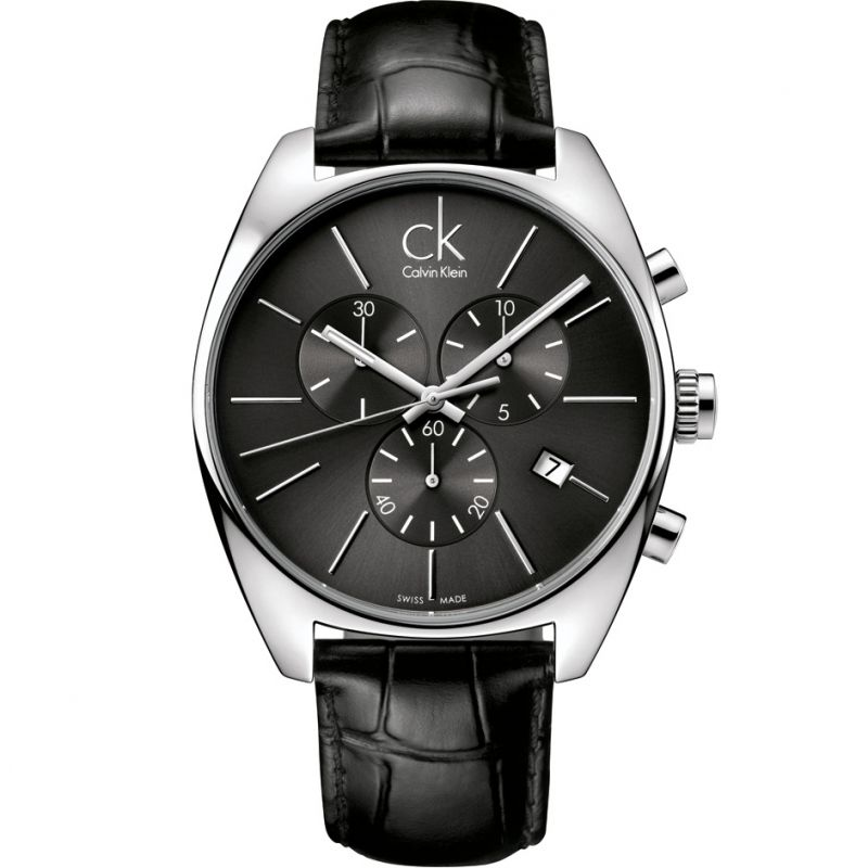 Mens Calvin Klein Exchange Chronograph Watch