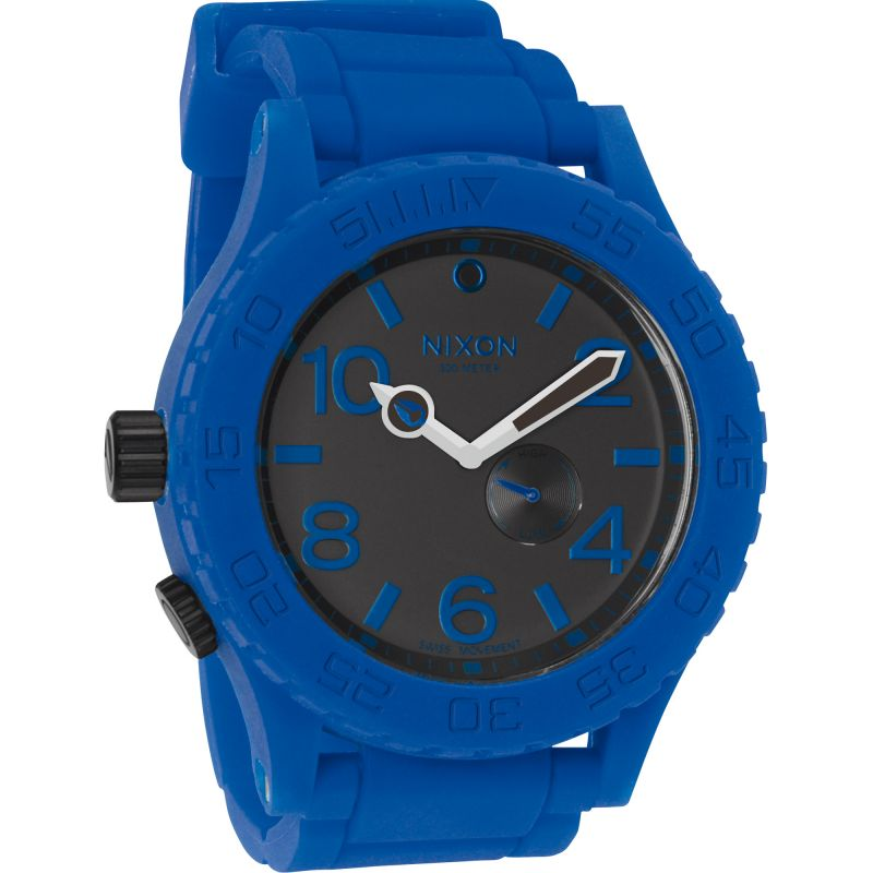 Mens Nixon The Rubber 51-30 Watch