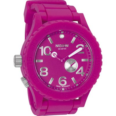 Mens Nixon The Rubber 51-30 Watch A236-644