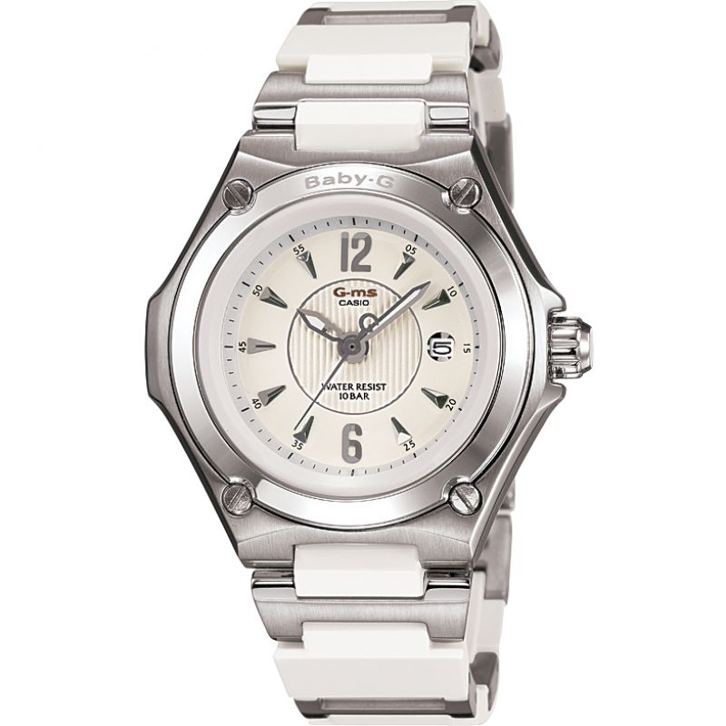 Ladies Casio Baby-G Analog Watch MSA-500C-7AJF