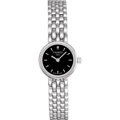 Tissot T-Lady Lovely Damenuhr in Silber T0580091105100