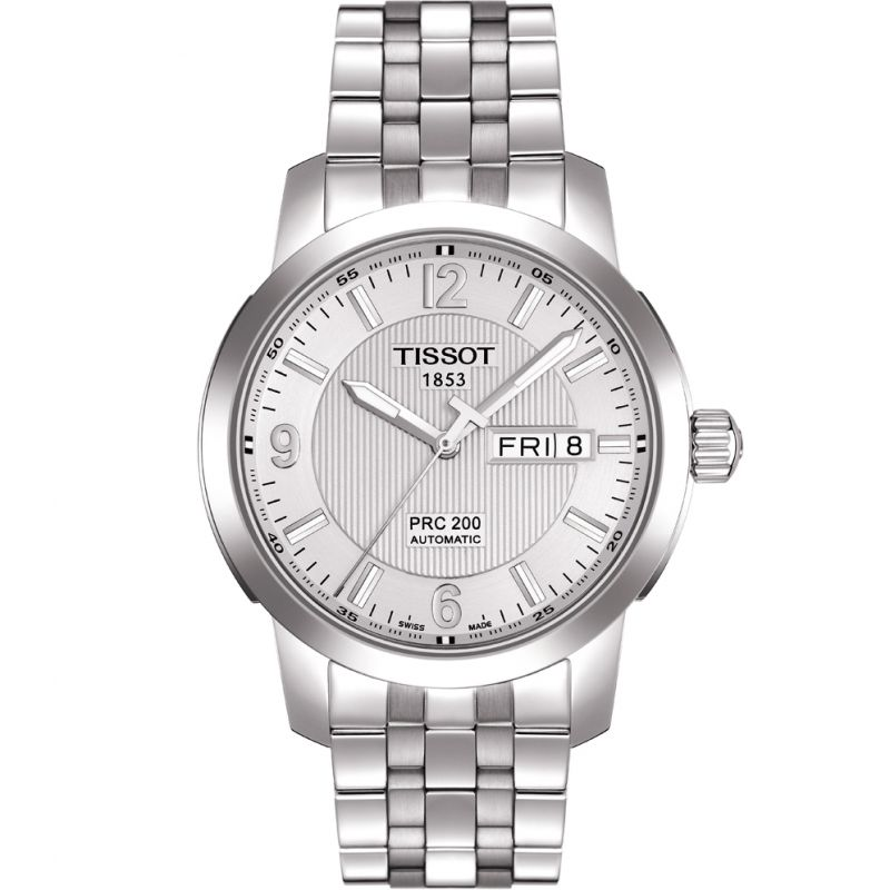 Mens Tissot PRC200 Automatic Watch T0144301103700