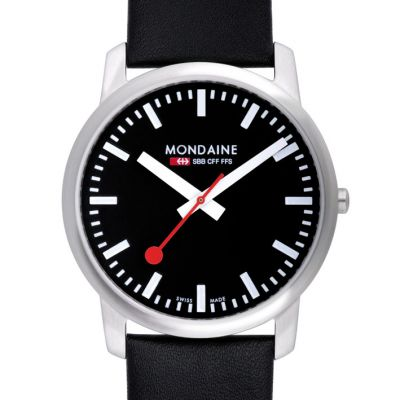 Montre Homme Mondaine Swiss Railways A6383035014SBB