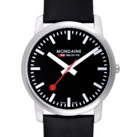 Mens Mondaine Swiss Railways Watch A6383035014SBB