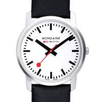 Ladies Mondaine Swiss Railways Simply Elegant Watch A4003035111SBB