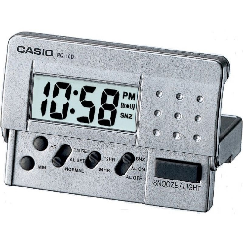 Image of  			   			  			   			  Casio Alarm Clock
