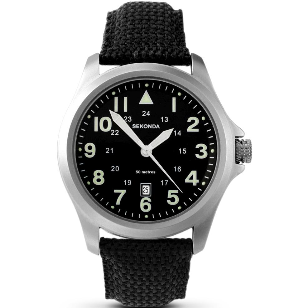 Montre Homme Sekonda Aviator 3347   FR   Watch Shop™ 6e859f82c91d