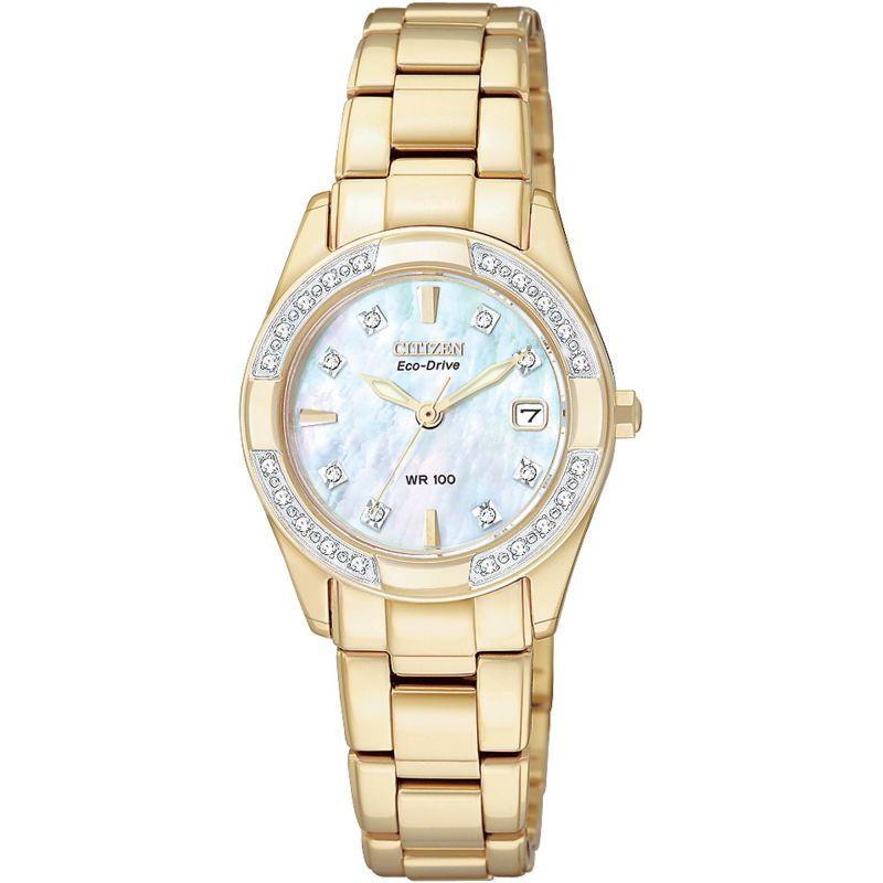 Ladies Citizen Regent Diamond Watch