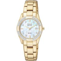 Ladies Citizen Regent Diamond Watch EW1822-52D