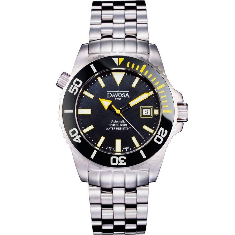 Mens Davosa Argonautic Diver Automatic Watch
