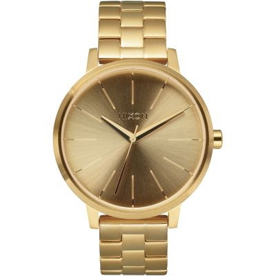 Nixon The Kensington Dameshorloge Goud A099-502