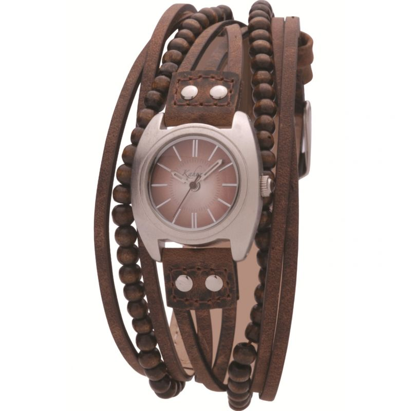 Ladies Kahuna Cuff Watch KLS-0083L