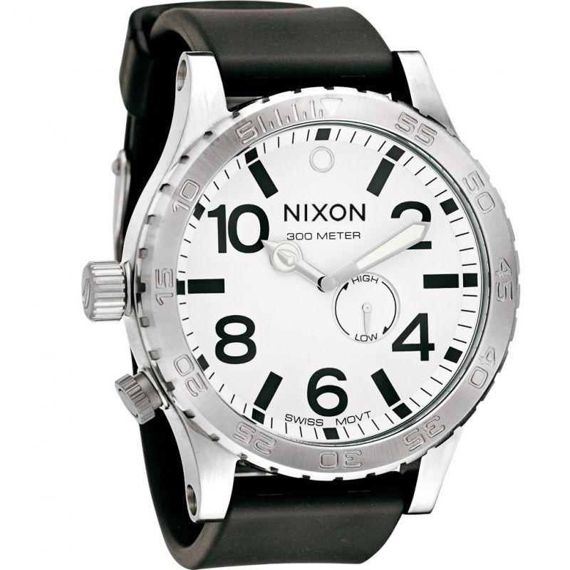Mens Nixon The 51-30 PU Watch