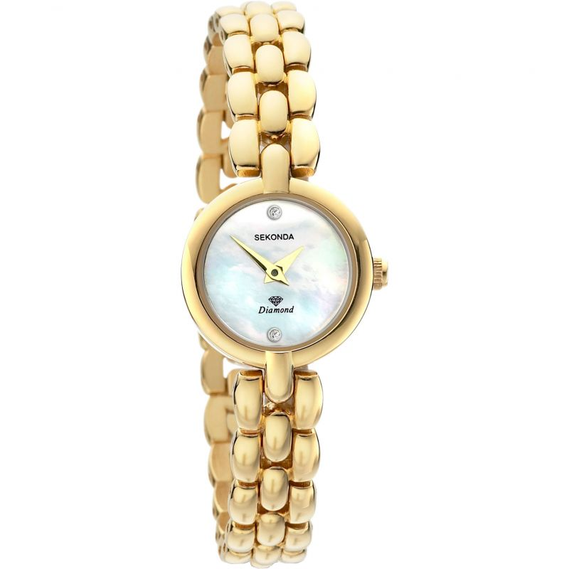 Ladies Sekonda Diamond Watch 4127