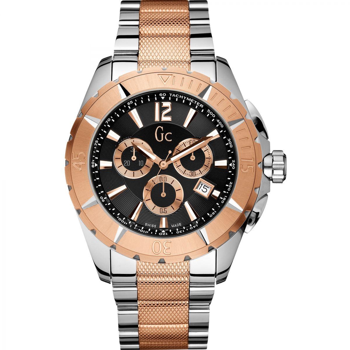 Gents Gc Sport Class XXL Chronograph Watch (X53003G2S) | WatchShop.com™