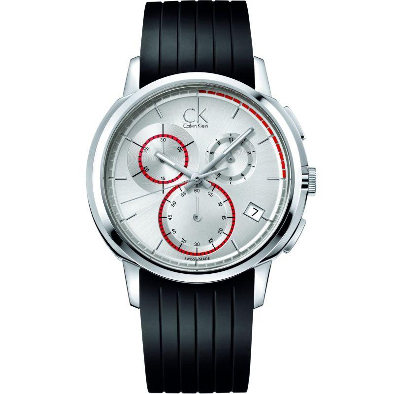 Mens Calvin Klein Drive Chronograph Watch