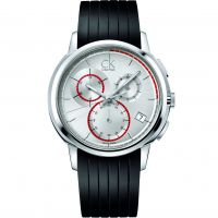 Mens Calvin Klein Drive Chronograph Watch
