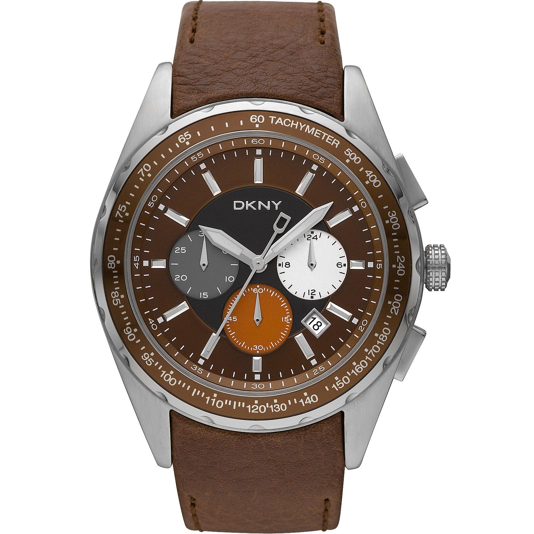 cb289d7fe Gents DKNY Chronograph Watch (NY1487) | WatchShop.com™