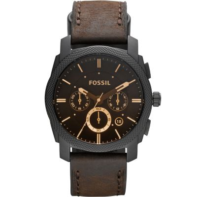 Montre Chronographe Homme Fossil Machine FS4656