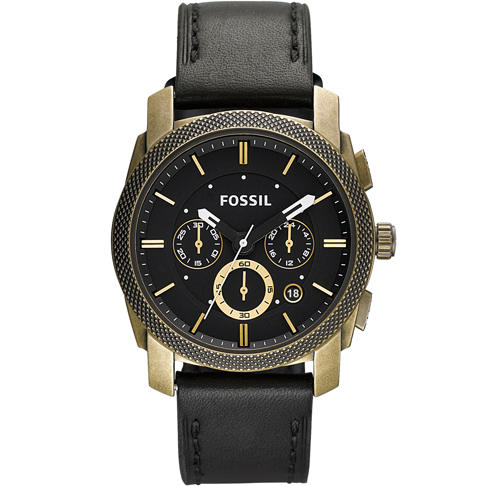 gents fossil utility chronograph watch fs4657 watchshop com rh watchshop com Fossil FS4487 Battery Fossil FS4487 Band