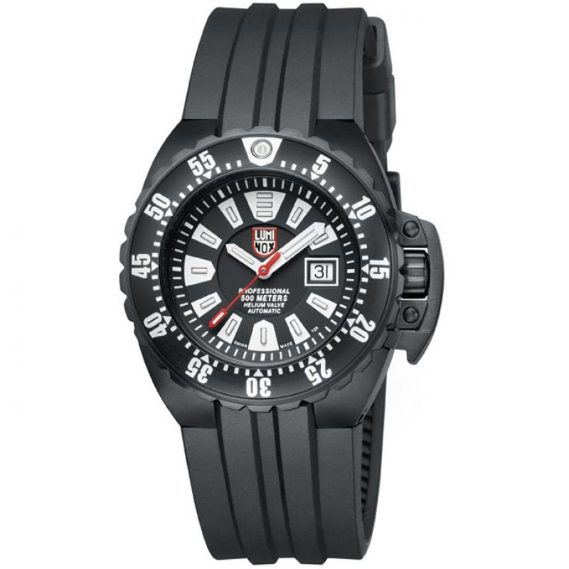 Mens Luminox Deep Dive 1500 Series Automatic Watch