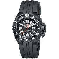 Mens Luminox Deep Dive 1500 Series Automatic Watch A1501S1