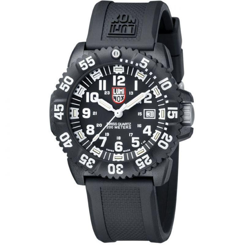 Mens Luminox Navy SEAL Colormark 3050 Series Watch