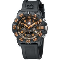 Mens Luminox Navy Seal Colormark 3080 Series Chronograph Watch