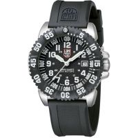 Mens Luminox Navy SEAL Steel Colormark 3150 Series Watch