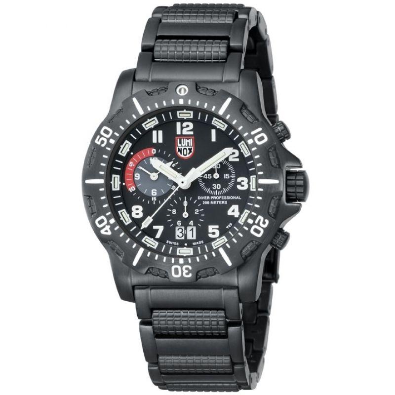 Mens Luminox Dive Series Chronograph Watch