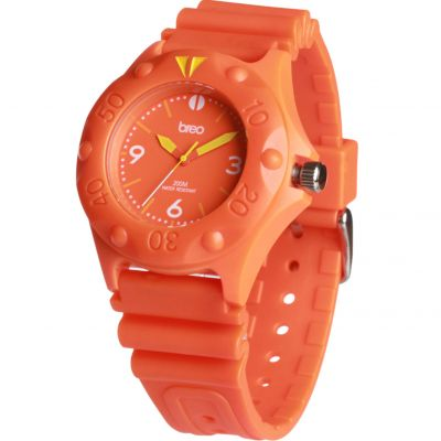 Mens Breo Pressure Orange Watch B-TI-PRS1