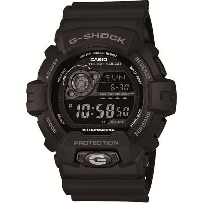 Casio G-Shock Herrenchronograph in Schwarz GR-8900A-1ER