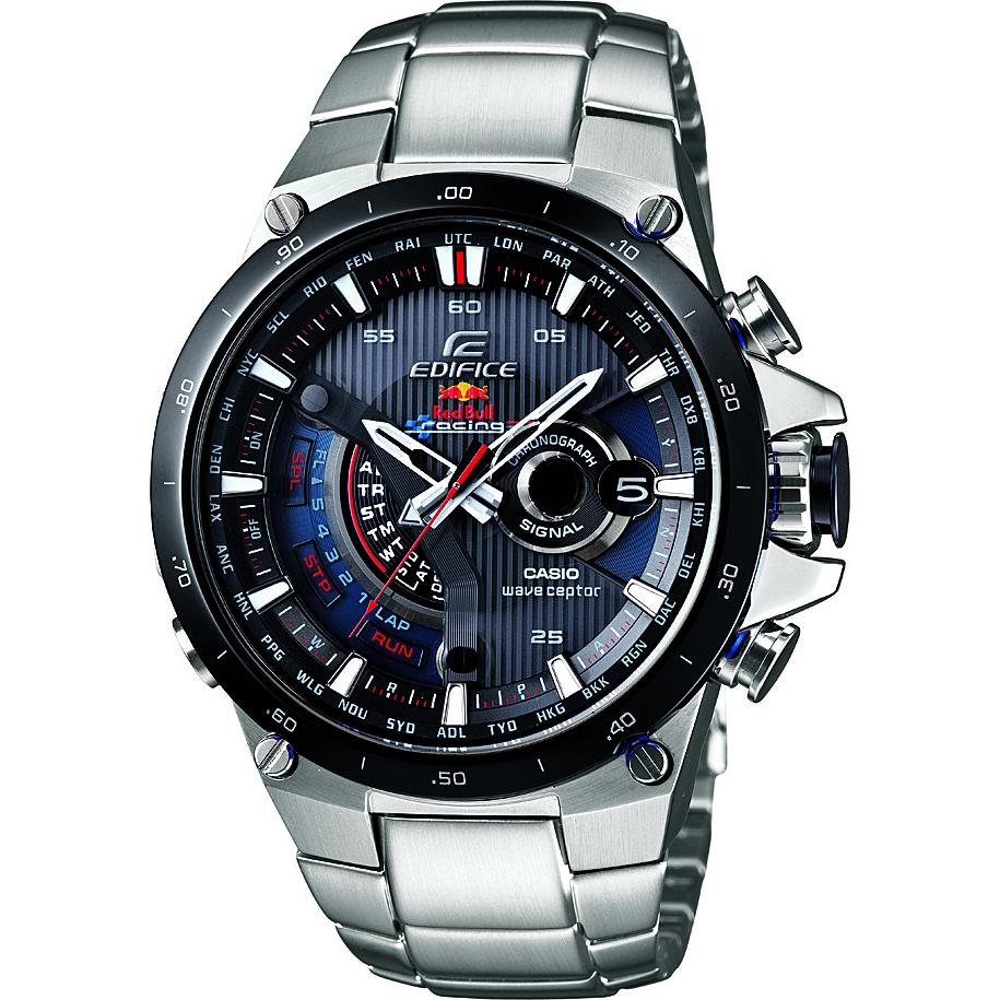 189772213ff5 Gents Casio Edifice Red Bull Limited Edition Alarm Chronograph Watch  (EQW-A1000RB-1AER)