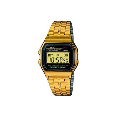 Casio Classic Unisexchronograph in Gold A159WGEA-1EF