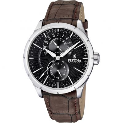 Mens Festina Watch F16573/4