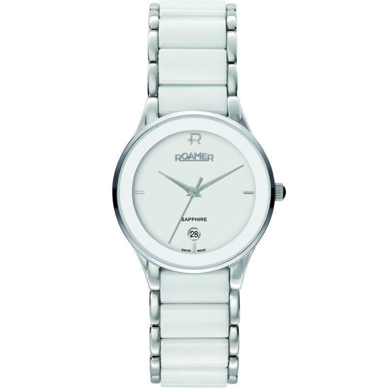 Ladies Roamer Ceraline Saphira Watch