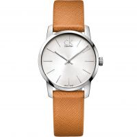 Ladies Calvin Klein City Watch K2G23120