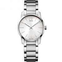 Ladies Calvin Klein City Watch K2G23126