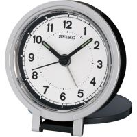 Seiko Clocks Travel Alarm Clock QHT011K