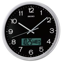 Seiko Clocks Wall Clock QXL007A