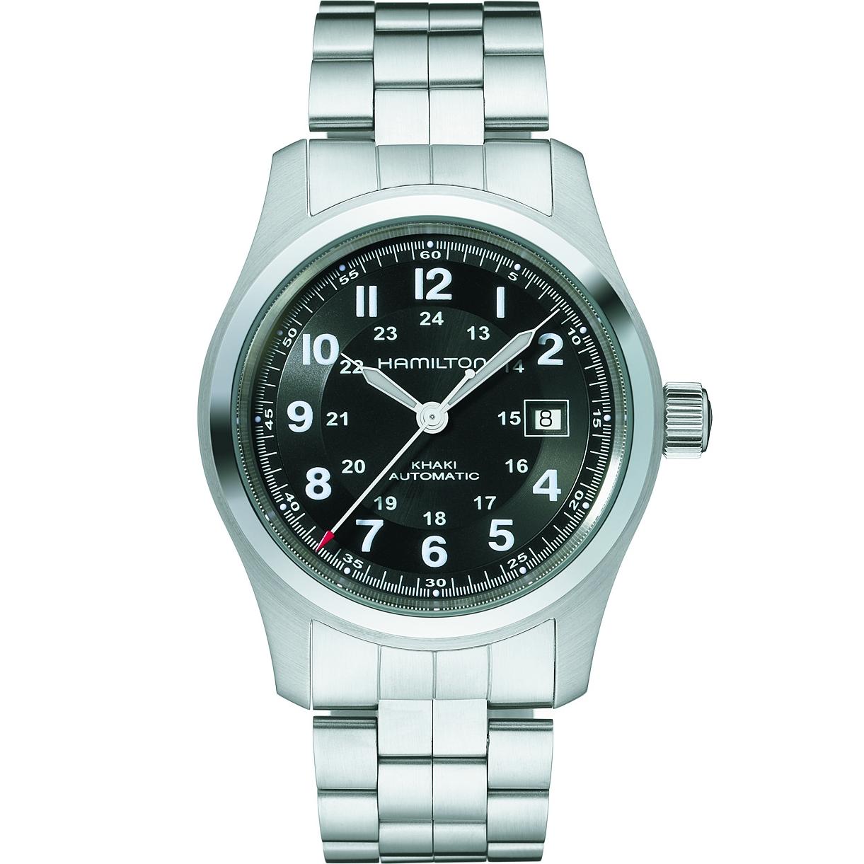 4f1b394d5 Gents Hamilton Khaki Field 42mm Watch (H70515137) | WatchShop.com™