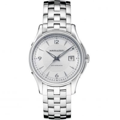 Hamilton Jazzmaster Viewmatic Herrenuhr in Silber H32515155