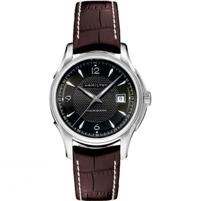 Mens Hamilton Jazzmaster Viewmatic Automatic Watch H32515535