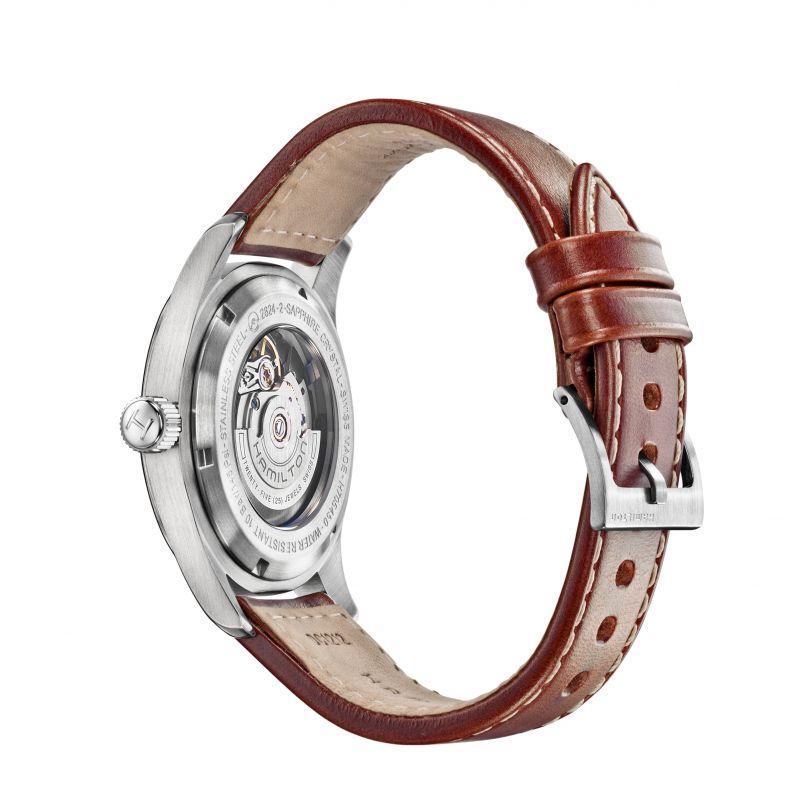 Mens Hamilton Khaki Field 42mm Automatic Watch H70555533