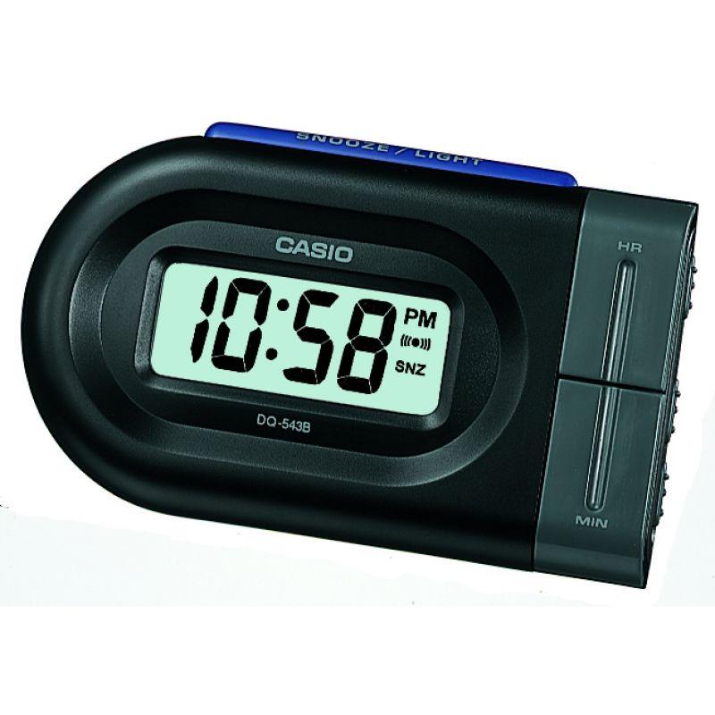 Image of            Casio Bedside Alarm Clock